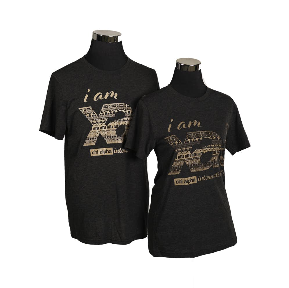 174bf66e I am XAi T-Shirt – Unisex | Chi Alpha Campus Ministries